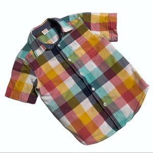🧚♀4/$25 GYMBOREE Boys Sz Sm - 5/6 Shirt